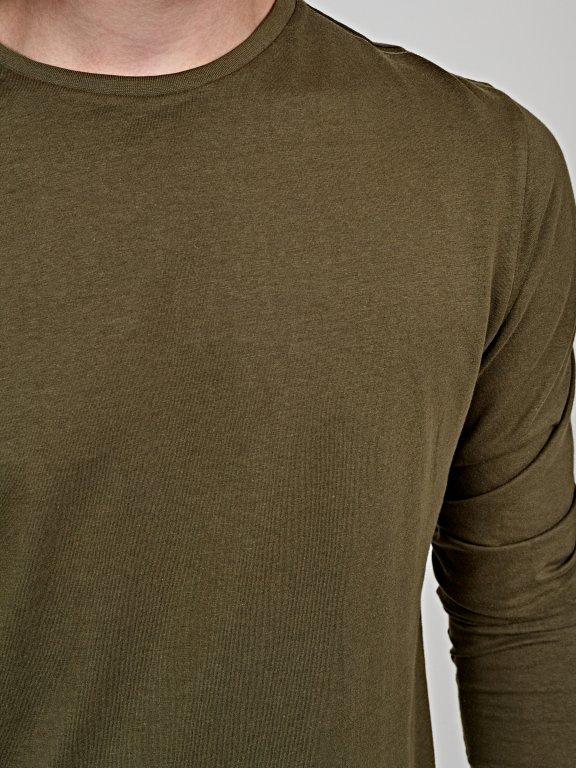 Klasyczna koszulka slim fit