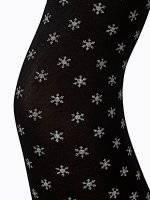 Star pattern tights