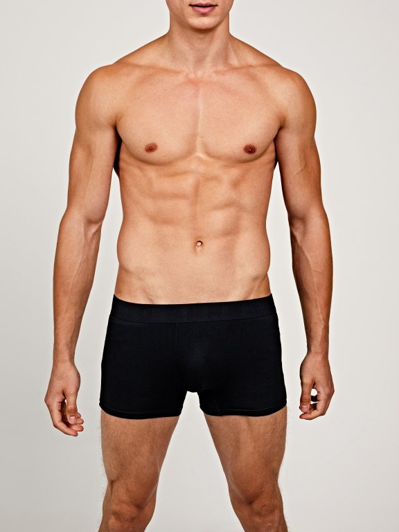 2-pack bamboo basic boxers