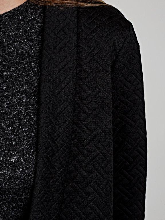 Structured blazer