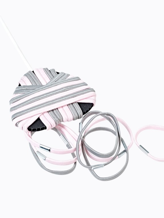 30-pack rubber bands set