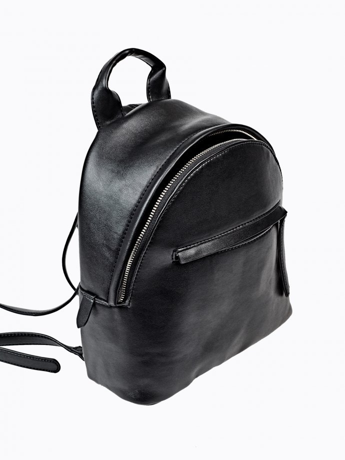 Mini backpack with pocket