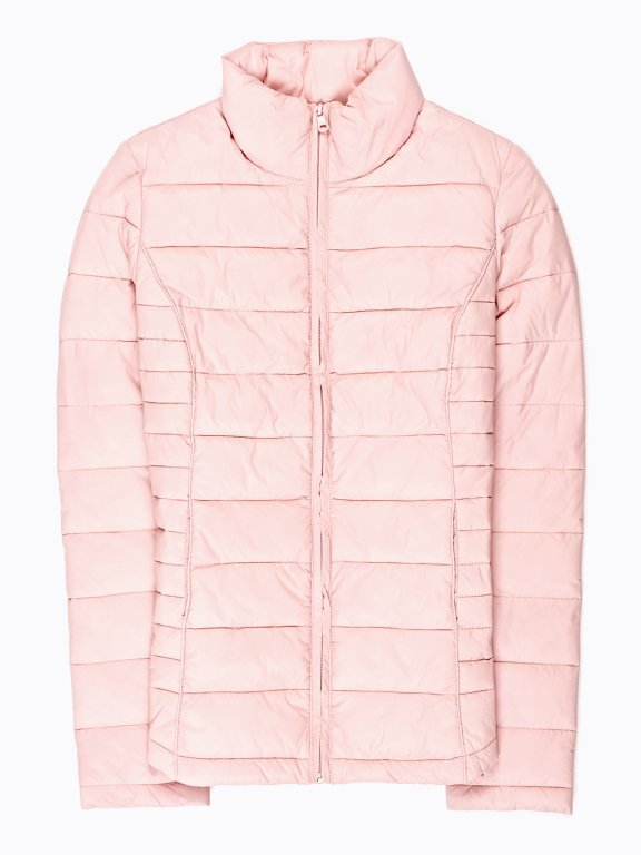 Quilted light padded jacket