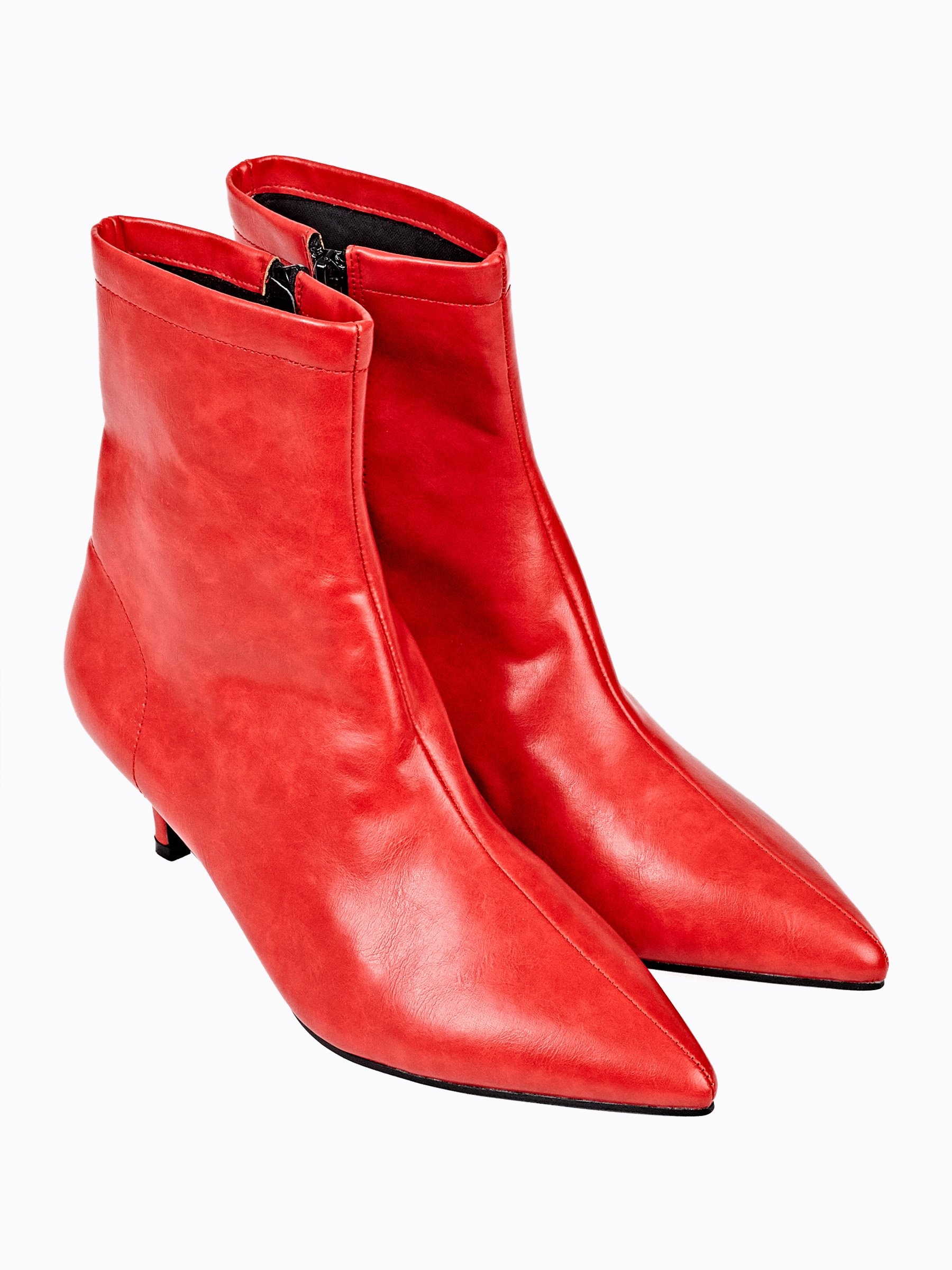 Mid heel ankle boots   GATE
