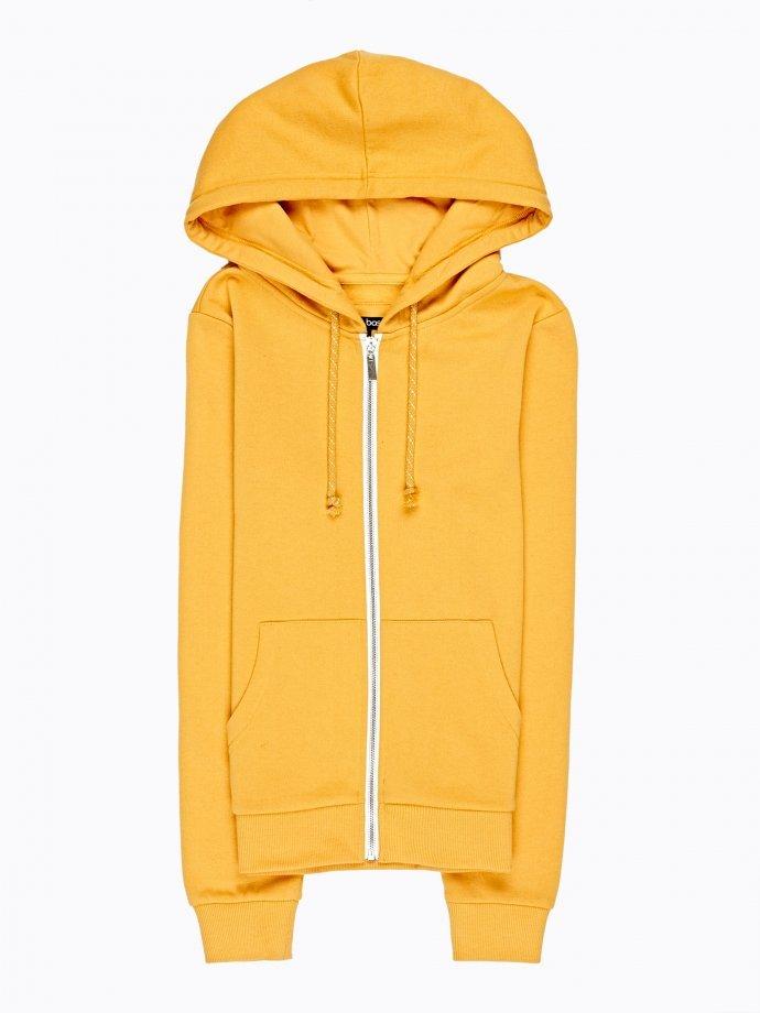 Basic zip-up hoody