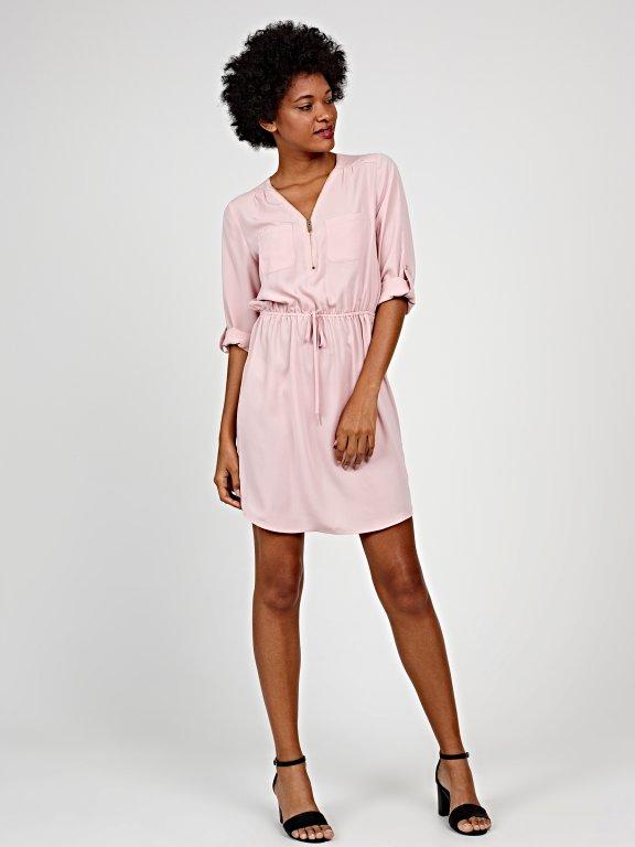 Basic shirt dress