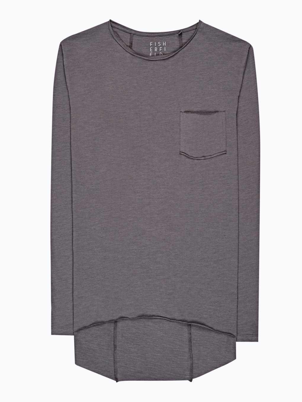 Tričko s náprsní kapsičkou