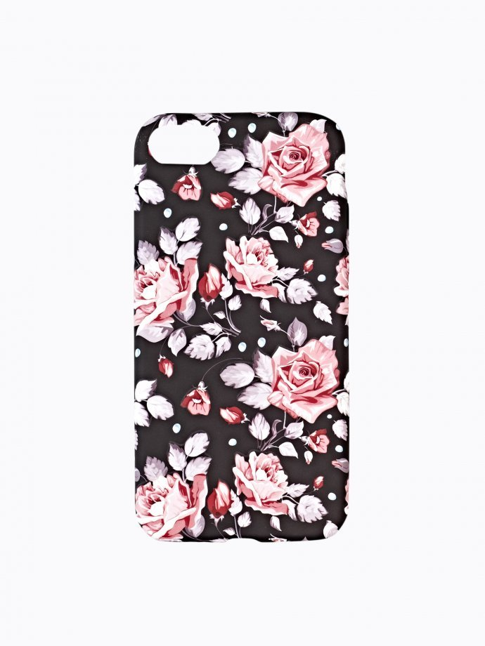 Floral print phone case /Iphone 8/