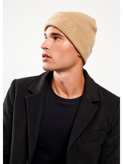 Żebrowana czapka