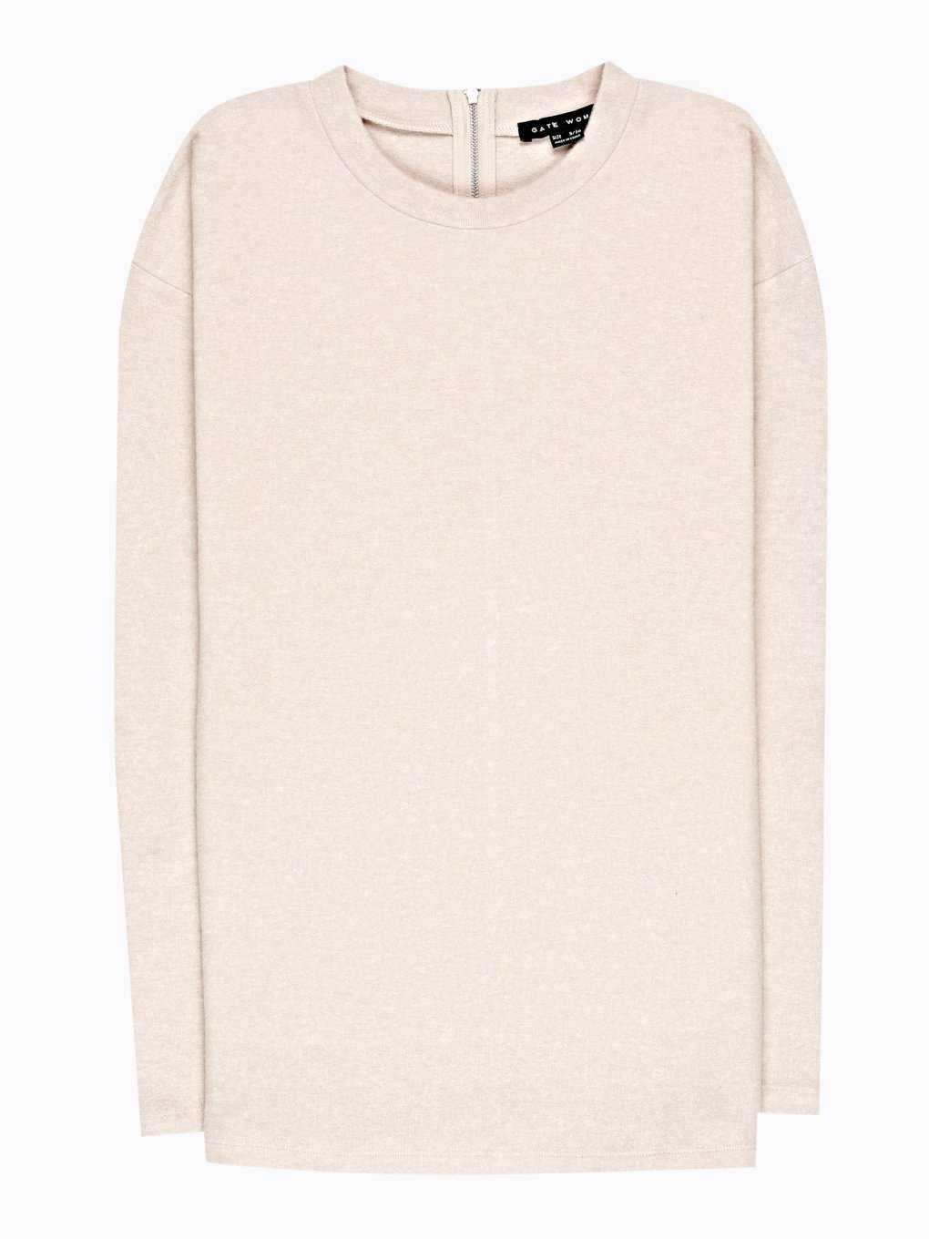 Basic oversized jumper