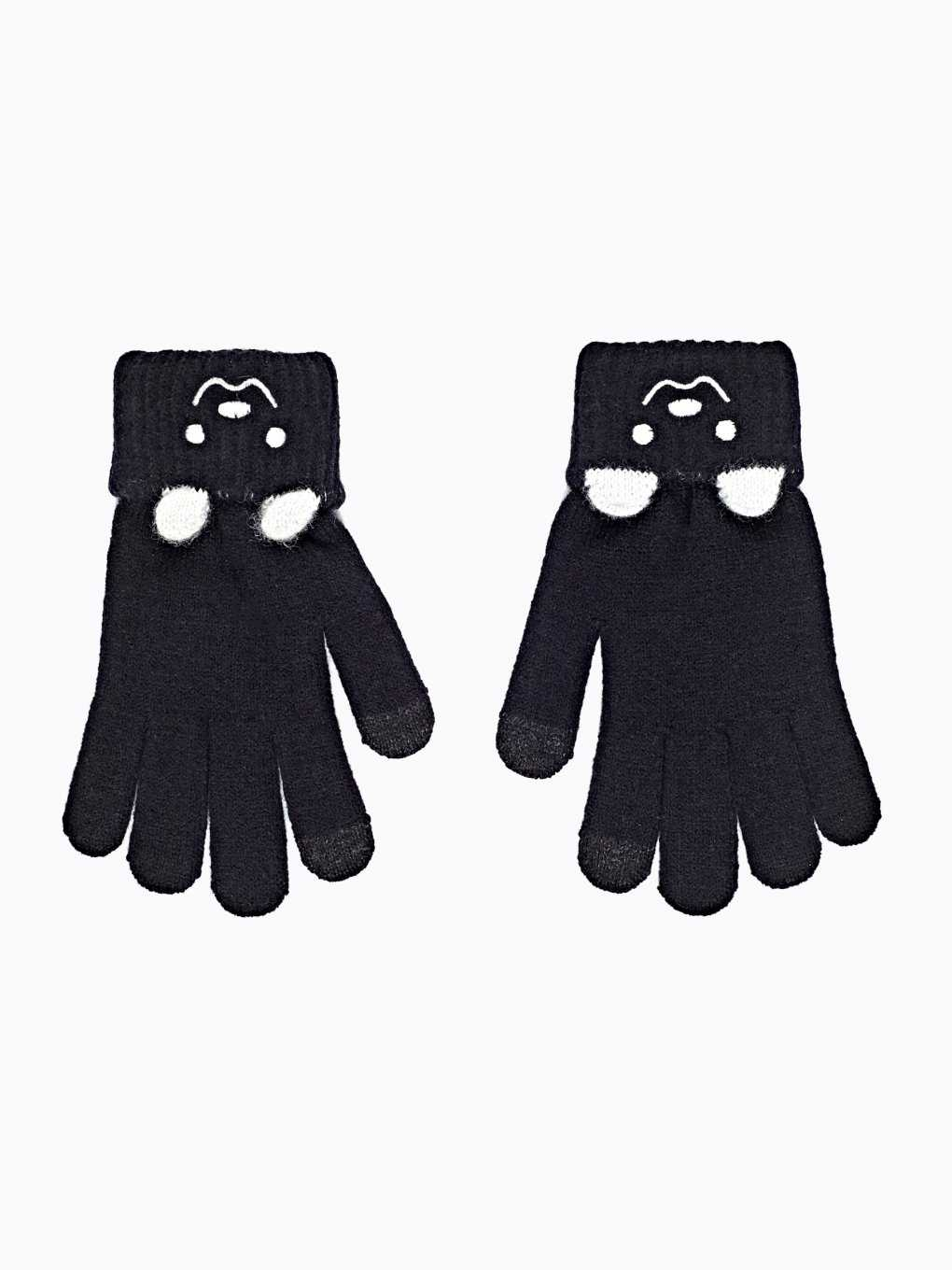 Gloves with ears