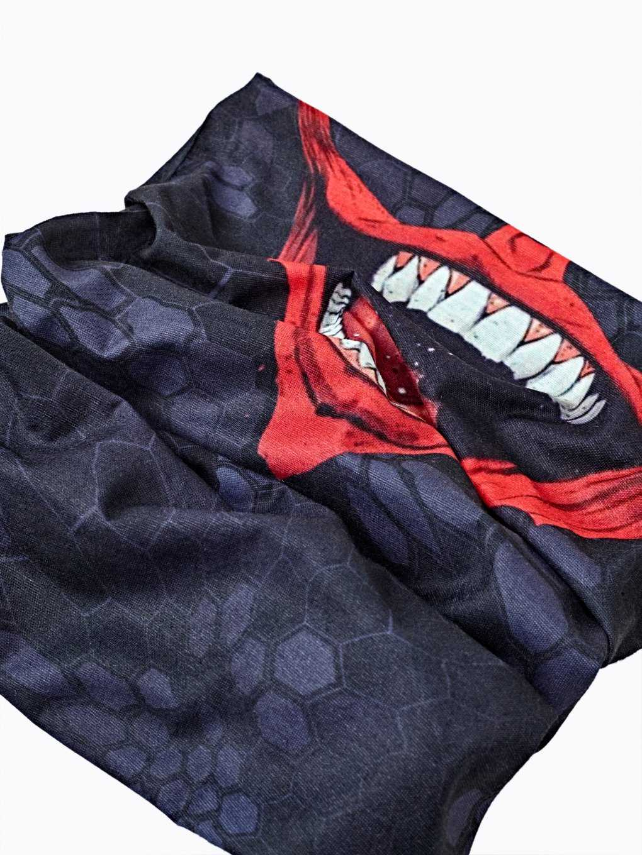 Tunelový šátek s potiskem