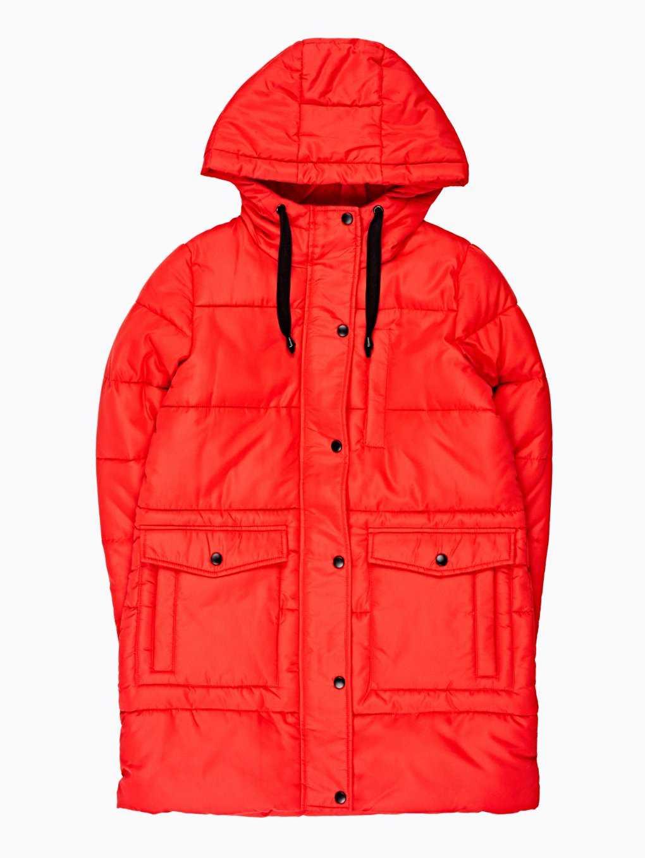 Rozšířená vatovaná bunda