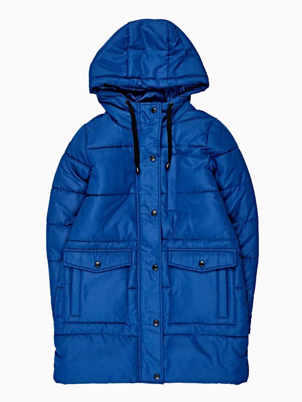 Oversized padded jacket