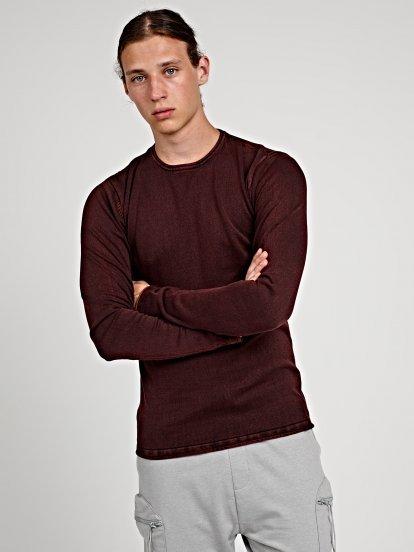 Лек пуловер