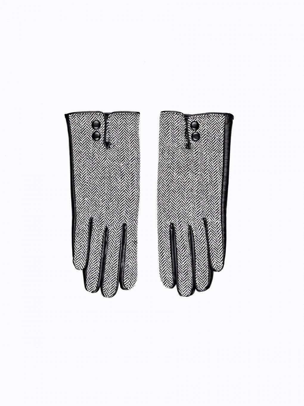 Combined gloves