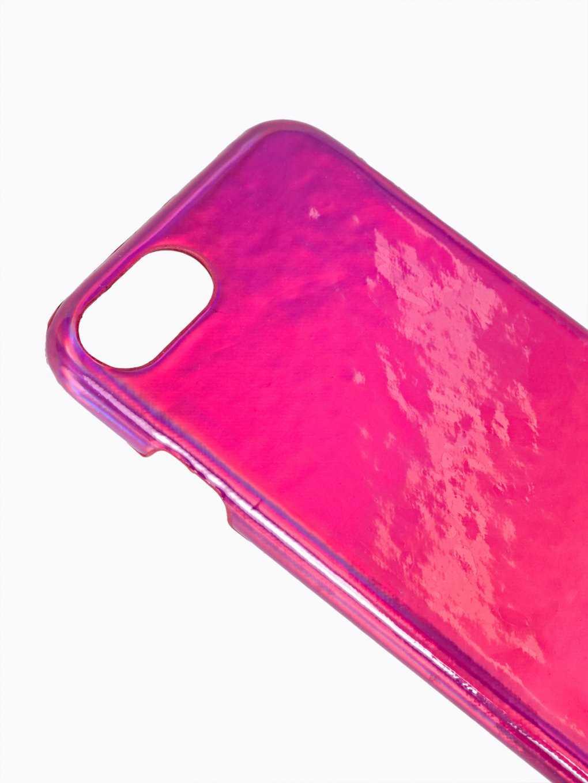 METALLIC PHONE CASE /I-PHONE/