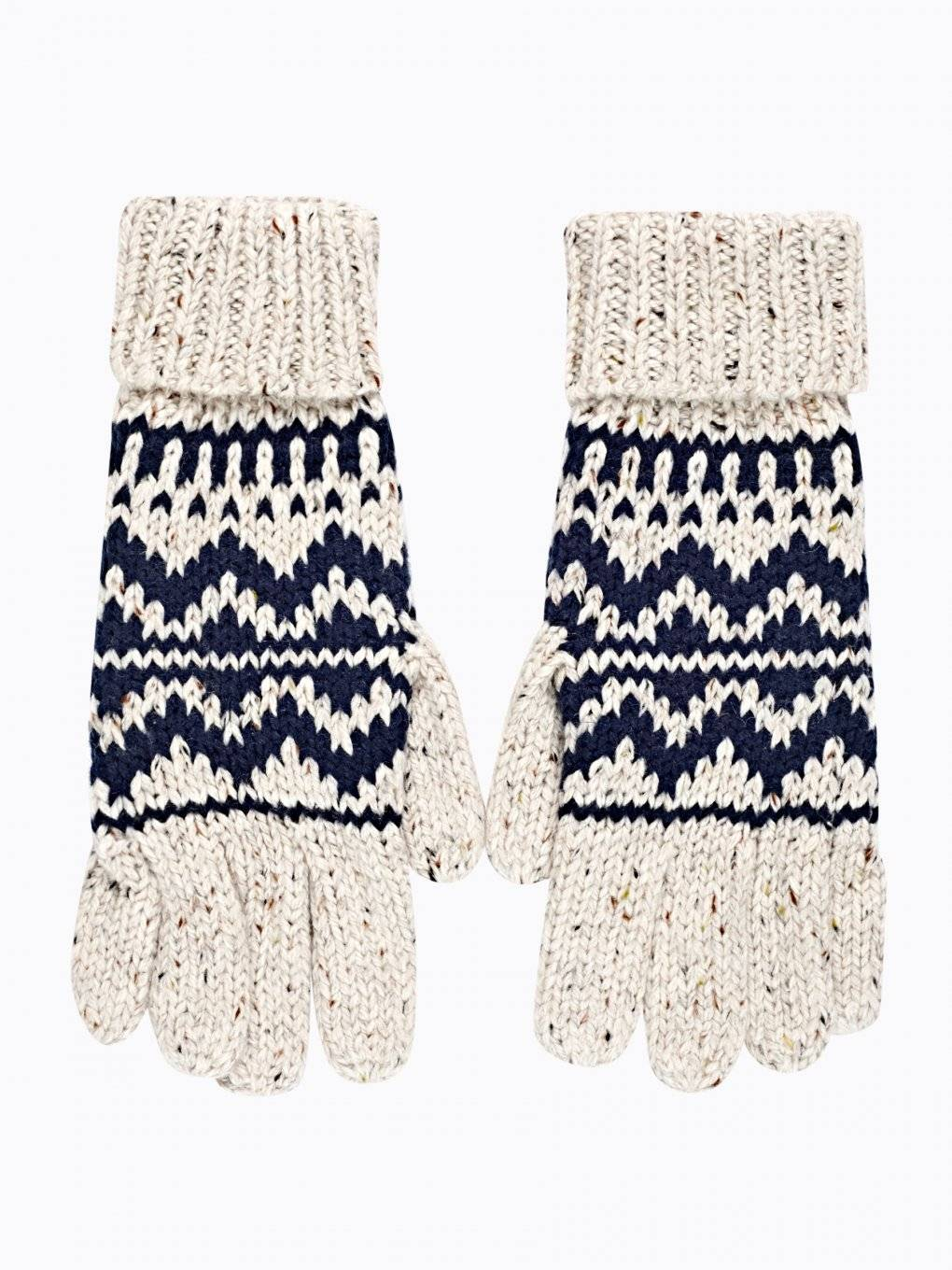 PATTERNED GLOVES