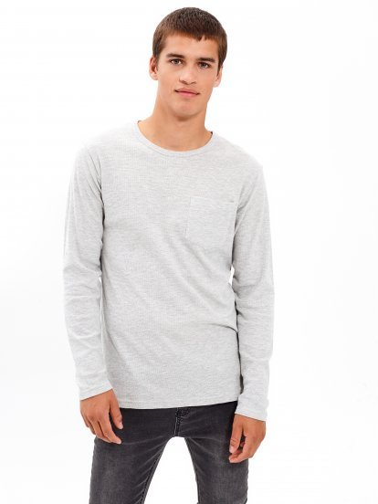 Vaflové tričko