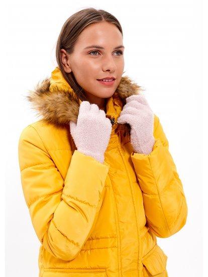 Chlupaté rukavice