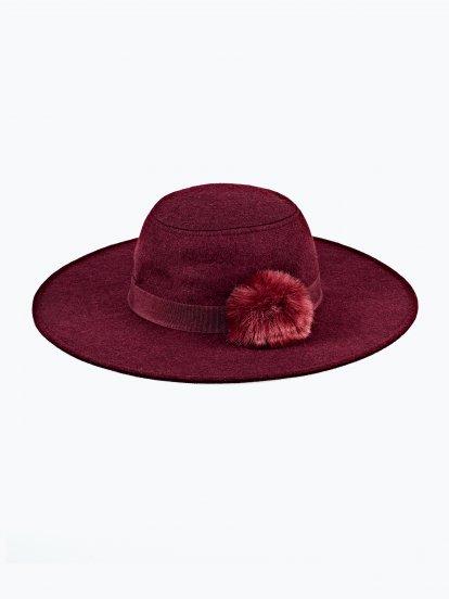 Vlněný klobouk