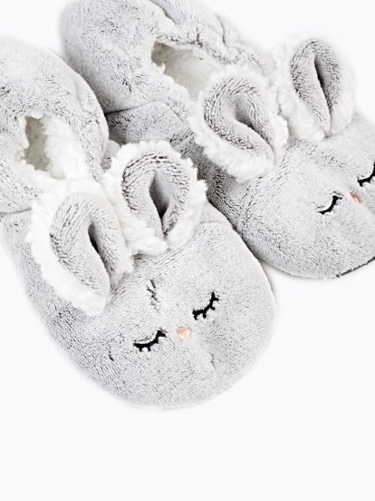 MOUSE SLIPPERS