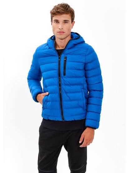 BASIC QUILTED PADDED JACKET