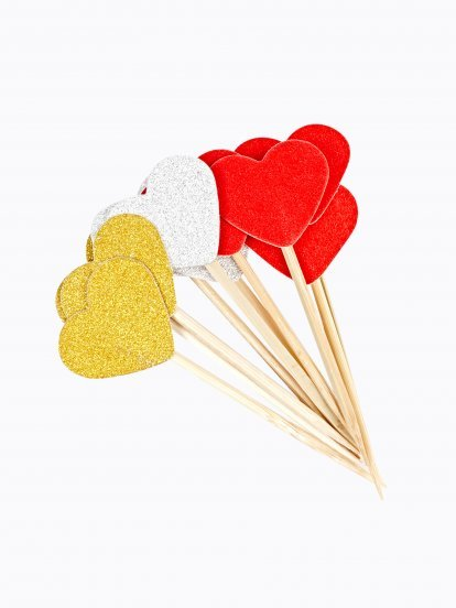 10-PACK PARTY DECORATIONS SET