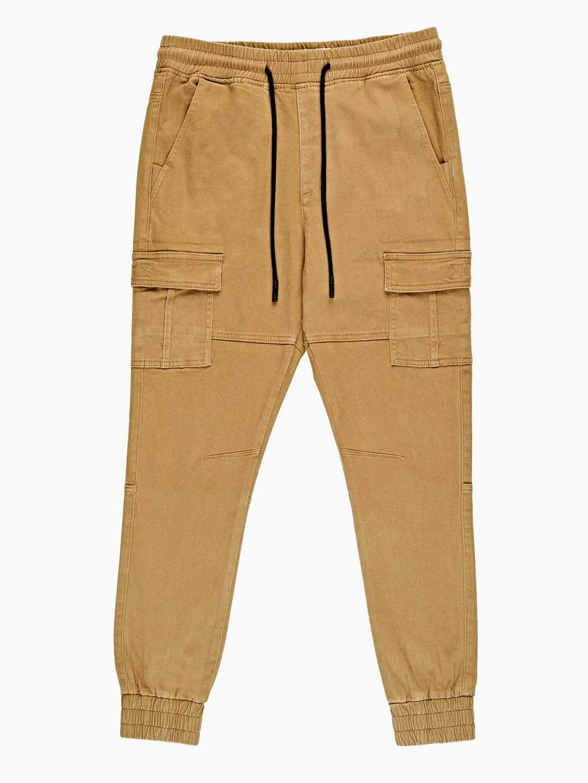 Nohavice s bočnými vreckami