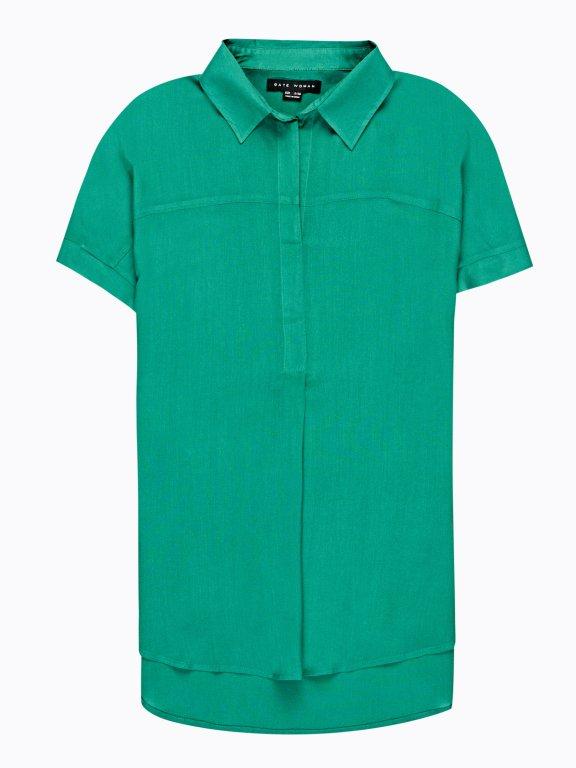 Bluzka z wiskozy