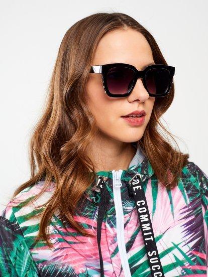 Slnečné okuliare s nitmi
