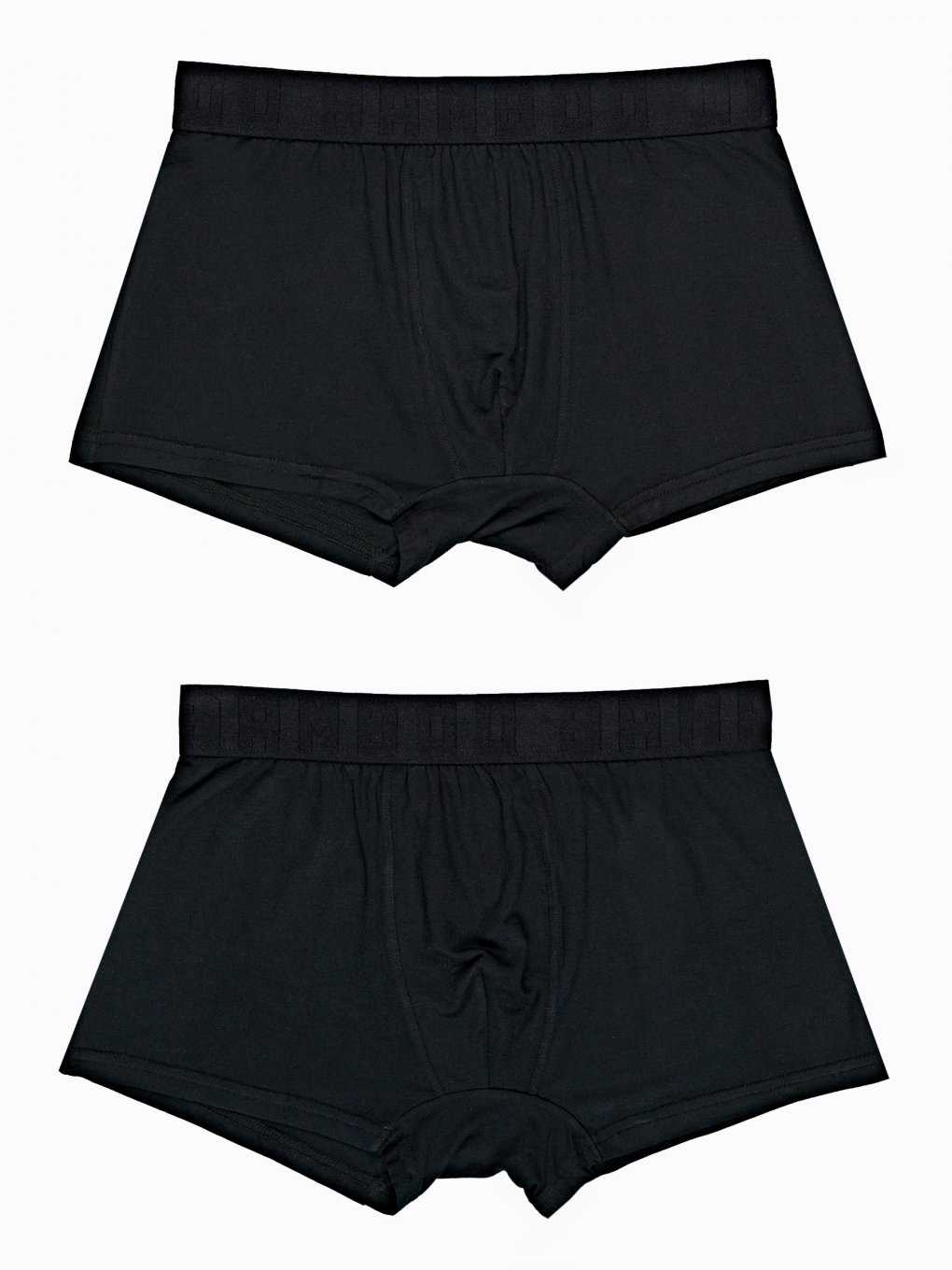2-pack basic bamboo boxers