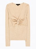 Sweterek w prążki