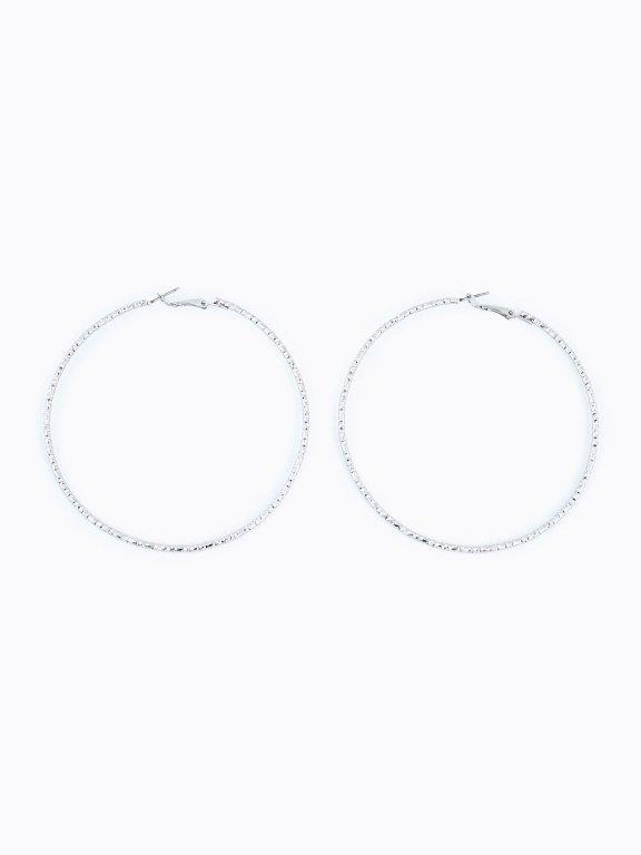 Kruhové náušnice