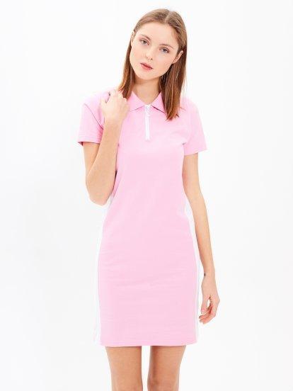 Polokošilové šaty