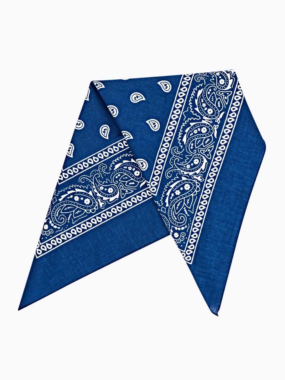 Bavlněný šátek s potiskem