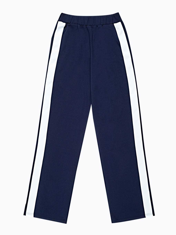 Kalhoty s bočním proužkem