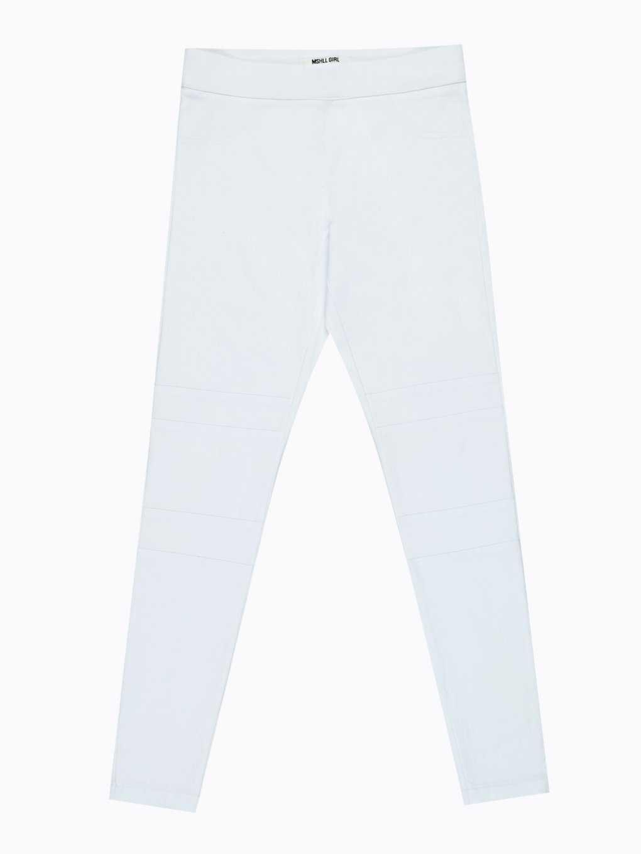 Stretch slim fit trousers