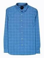 Kostkovaná bavlněná košile