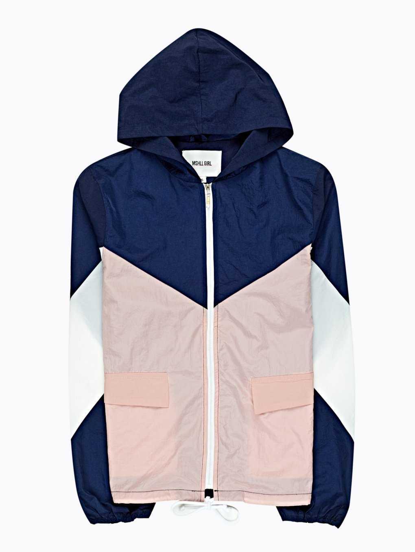 Kolorowa kurtka