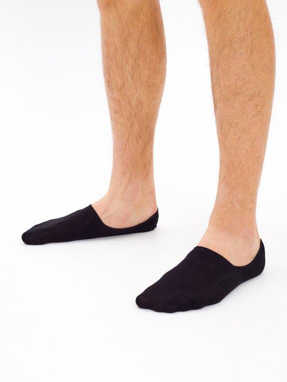 3-pack basic footies