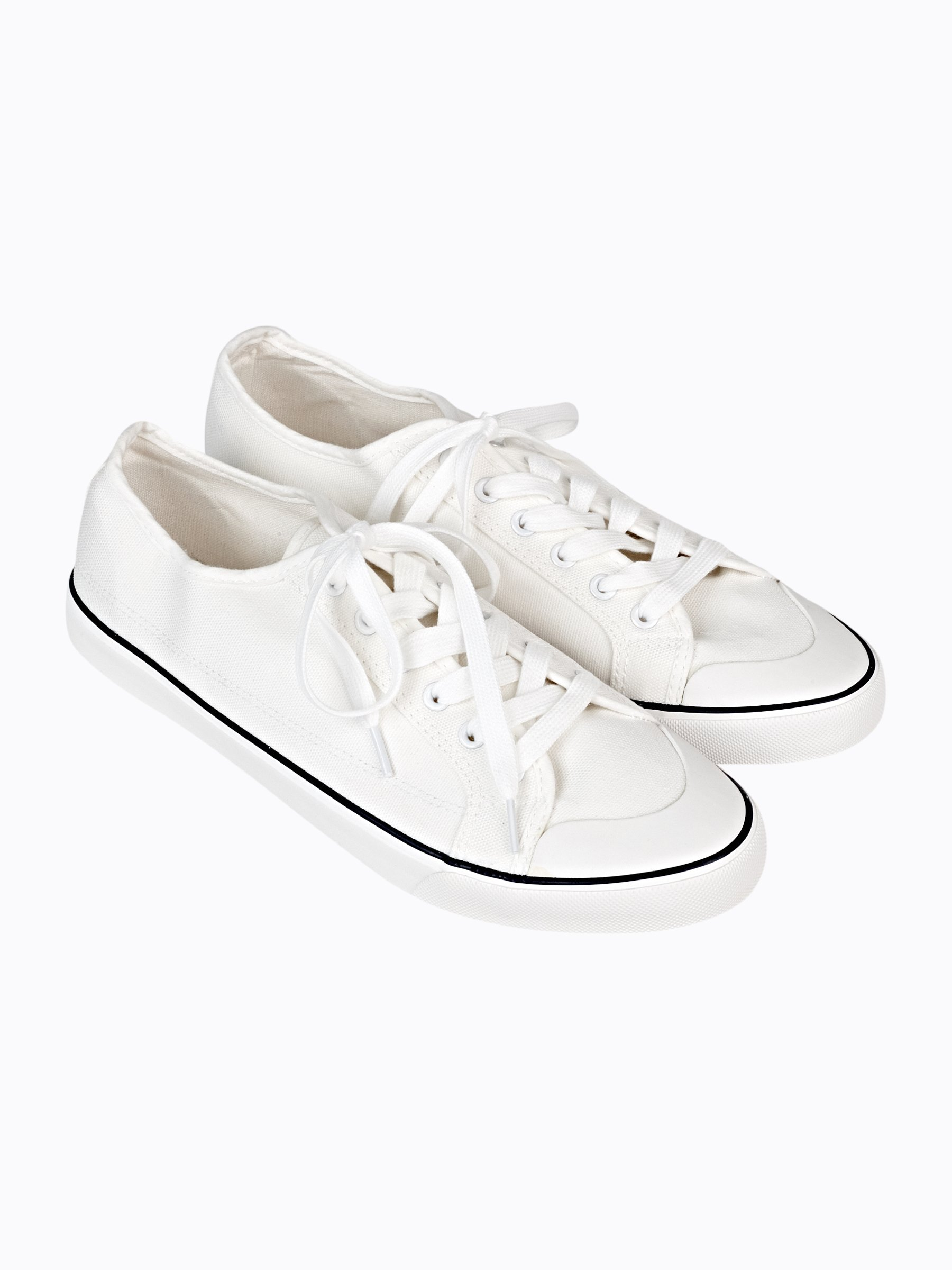 BASIC CANVAS SNEAKERS | GATE