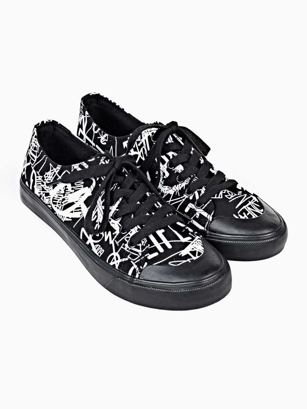 SNEAKERS WITH PRINT