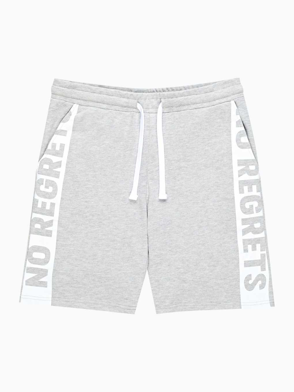 SWEATSHORTS WITH PRINT