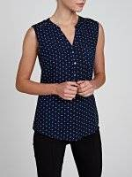 PRINTED VISCOSE TOP