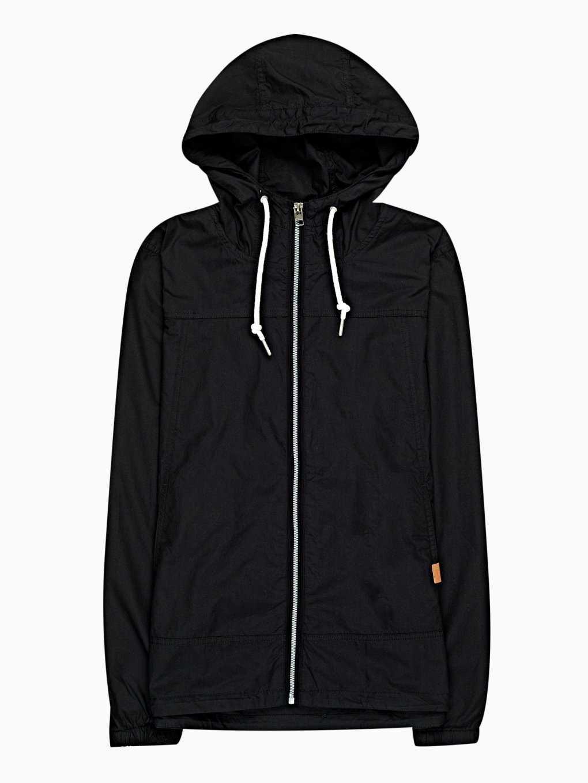 Bavlněná bunda s kapucí