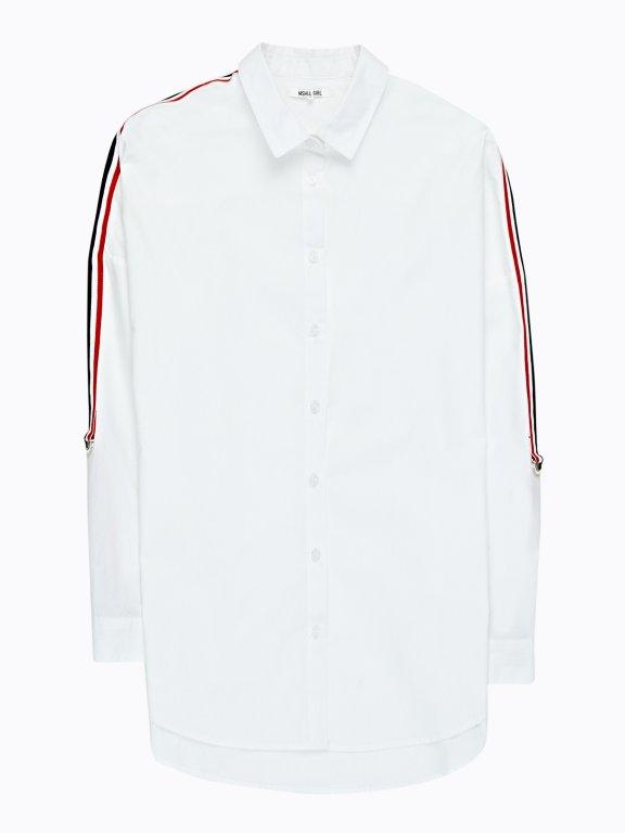 Taped shirt