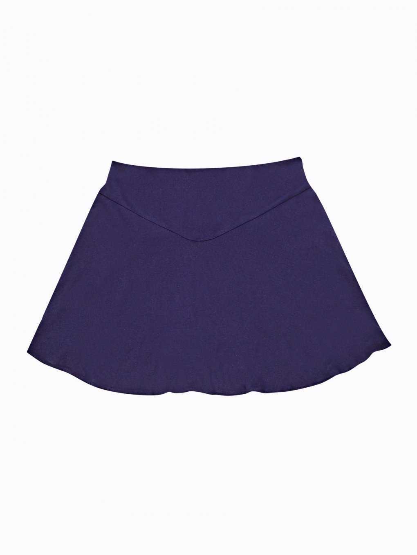 Sukně se šortkami z úpletu