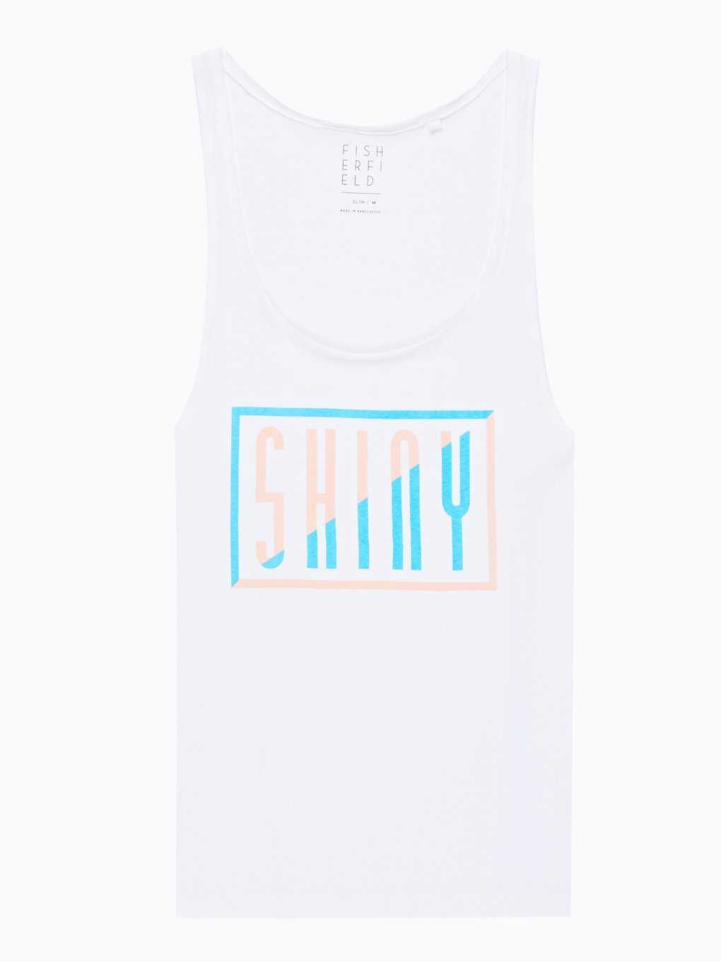 Stringer tank with print