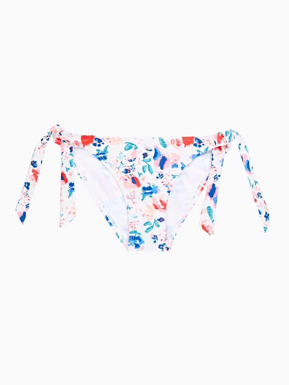 Bikinové nohavičky s kvetinovou potlačou
